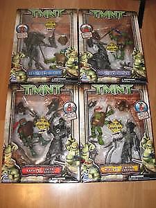 TMNT 2007 Movie - Teenage Mutant Ninja Turtles Figures