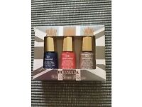MAVALA Switzerland Trio Set of Stunning Nail Polish Colours | Boxed / New