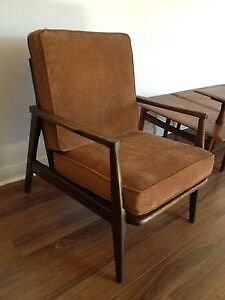 Mid century lounge chair London Ontario image 1