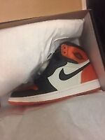 Satin Shattered Backboards Women size 9