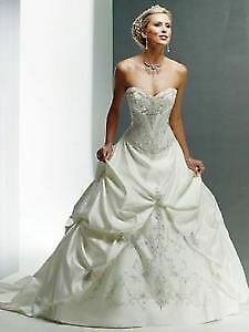 Maggie Sottero Wedding Gown - Mona Lisa Royal