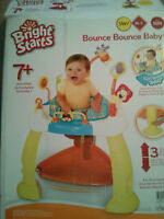 NEW Bounce Bounce Baby Bright Stars
