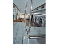 WANTED - Scaffold Boards - 8ft to suit Kwikstage