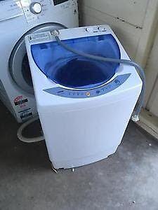 Caravan washing machine. Berri Berri Area Preview