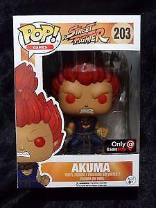 Akuma funko pop New mint 10/10 box