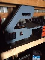 Delta 10 bench band saw