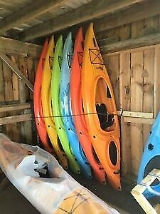 Riot Quest 9 5' Recreational Kayaks on Sale and Instock
