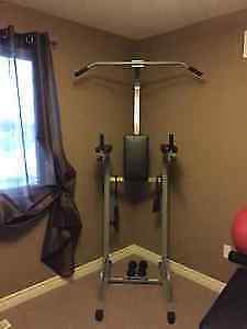 New condition body solid power tower