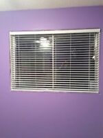 REDUCED!!! Like NEW Window Blinds