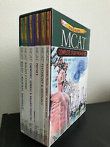 Selling MCAT study guide by Examcrackers complete 10th ed