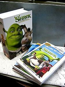 Shrek - The Story so Far - COFFRET
