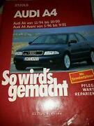 So Wirds Gemacht Audi A4