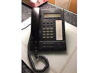 Panasonic Corded Office Telephone - Model No: KX-T7630