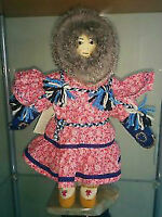Traditional Inuit Western Doll NWT