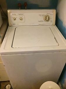 laveuse secheuse et transport /washer dryer and delivery