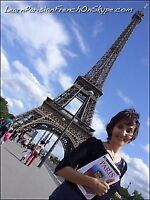 Learn to speak Parisian FRENCH on Skype and travel the World!