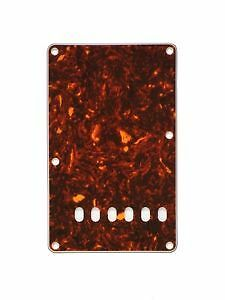 LOOKING FOR A BROWN TORTOISE SHELL backplate for fender strat