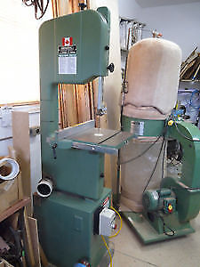 New General Canada machinery in crate - Band Saw