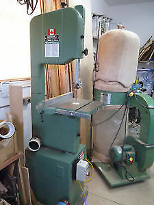New General Canada machinery in crate - Band Saw Kitchener / Waterloo Kitchener Area image 1
