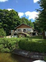 Chalet a louer - chalet for rent in Laurentian Laurentide