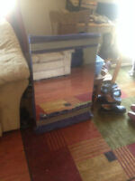 2 mirrors in great shape 22-1/2''wide x 34''long x 1/4''thik $25
