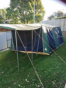 Great Outdoors Coliseum Family Tent Warners Bay Lake Macquarie Area Preview