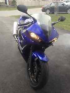 Yamaha R6S - Excellent Condition