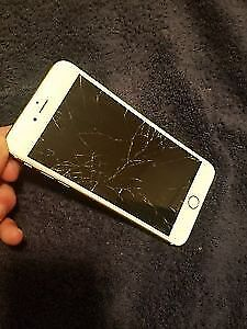 iPhone screen replacement 6 $60 6S $65 6 + $65 royal oak NW
