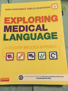 Selling Medical Terminology textbook