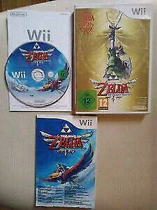 ZELDA SKYWARD SWORDS NINTENDO Wii West Island Greater Montréal image 2