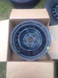 15 inch rims with plastic cover