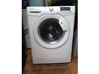 65 Hoover WDYNS654D 6+5kg 1400 Spin White LCD SensorDry Washer/Dryer 1 YEAR GUARANTEE FREE DEL N FIT