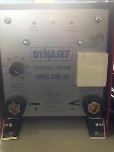 Hydraulic Powered welder
