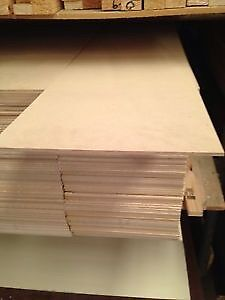 MDF SECONDS SHEETS 2400 X 290  3MM PACK LOT Dandenong Greater Dandenong Preview
