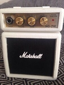 Marshall ms-2w pocket amp