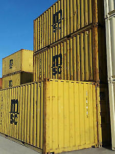 USED 20 ft Shipping Container- Delivered to you!