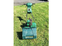 Suffolk punch lawnmower 35S