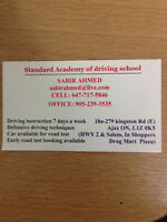 DRIVING LESSONS AVAILABLE FOR G2 AND G LEVEL EXAMINATION
