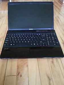 Sony Vaio Laptop For Parts Or Easy Repair
