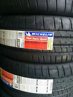 NEW Four (4) Michelin Pilot Super Sport 225/45/17 (Summer Tires)