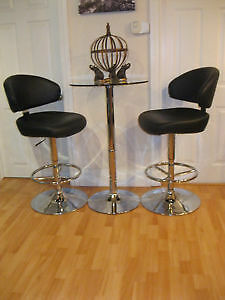 PRICE DROP Elegant Pub set for two like new a must see.