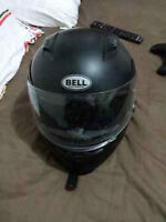 BELL Revolver motorcycle scooter helmet size large