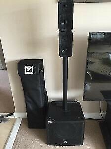 Yorkville EXM400 Compact Portable PA System
