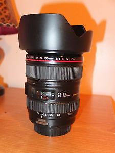 CANON 24-105mm 4L IS USM