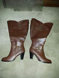Wide-Calf new boots