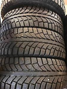 Continental winter tires set of 4