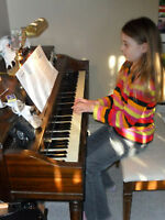 Piano Lessons in West End Kingston for ages 4 to Adult!