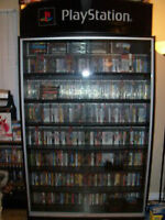 800 ps2 games and system for sale