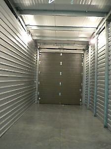 10' x 30' heated mini warehouse Ideal for small business