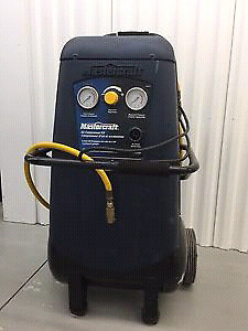 Used Tires Barrie >> Mastercraft Compressor 5 Gallon   Kijiji: Free Classifieds in Ontario. Find a job, buy a car ...